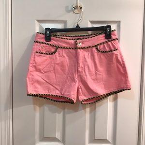 ⚡️FINAL PRICE⚡️ Love Moschino Baby Pink Shorts